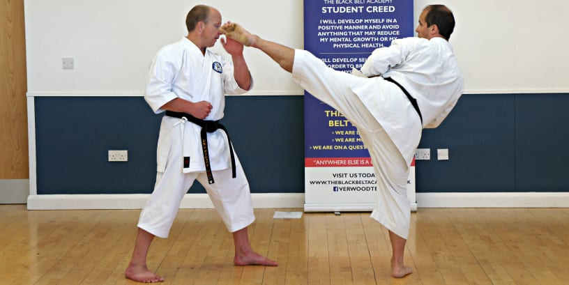 kickboxing black belt academy verwood